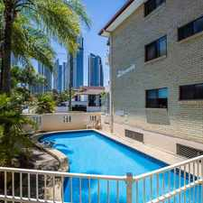 Rental info for 2 BEDROOMS UNIT WITH BREATHTAKING SKYLINE VIEWS in the Surfers Paradise area