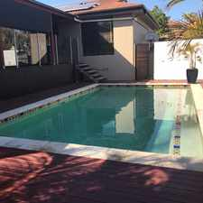 Rental info for ARE YOU READY FOR SUMMER? YOU WILL BE IN THIS HOME... in the Gold Coast area
