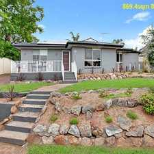 Rental info for Renovated 3 bedroom home with in- ground swimming pool in the Glen Alpine area