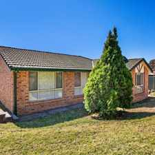 Rental info for Freshly Painted 3 Bedroom Home in Great Location in the Wollongong area