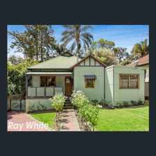 Rental info for Amazing home with lots to offer! in the Baulkham Hills area