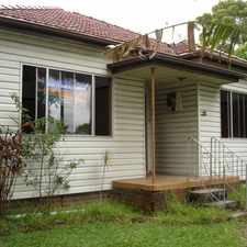 Rental info for 2/3 Bedroom house + sunroom in the Hunters Hill area