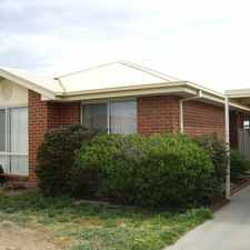 Rental info for Quiet Location in the Echuca area