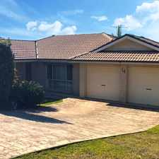 Rental info for Modern Family Four Bedroom Home in the Morisset - Cooranbong area