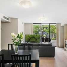 Rental info for LOCATION LOCATION 1 BEDROOM APARTMENT in the Sydney area