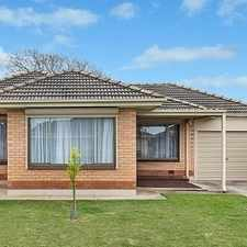Rental info for POPULAR HENLEY HIGH ZONE in the Adelaide area