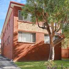 Rental info for Renovated Unit!! in the Wollongong area