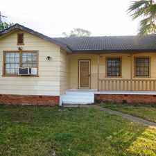 Rental info for UPDATED FAMILY HOME in the Sydney area