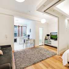 Rental info for Unfurnished One Bedroom Apartment in the Sydney area