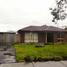 Rental info for Location! Location! Location! in the Melbourne area
