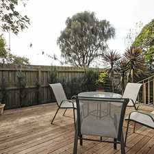 Rental info for Low maintenance living in the Melbourne area