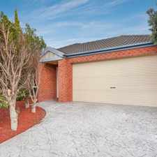 Rental info for Clean, Neat and Conveniently Located in the Caroline Springs area