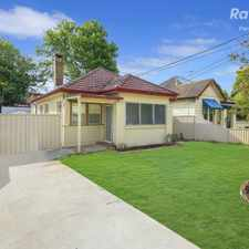 Rental info for AS NEW CONDITIONS AND READY TO MOVE IN in the Oatlands area