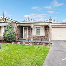 Rental info for JUST LIKE NEW in the Cranbourne East area