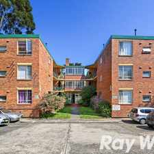 Rental info for Charming Two Bedroom Apartment in the Earlwood area