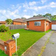 Rental info for BEAUTIFUL 3-BEDROOM HOUSE!!!! in the Sydney area