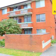Rental info for Newly Renovated & Spacious Apartment in the Campsie area