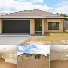 Rental info for HUGE FAMILY HOME - AVAILABLE NOW!! in the Wondunna area