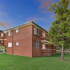 Rental info for Great Location in the Sydney area
