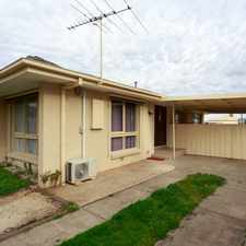 Rental info for A well maintained complete home in the Melbourne area