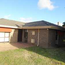 Rental info for Well maintained large 4 bed 2 bathroom family home in the Greenwood area