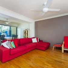 Rental info for Trendy Townhouse