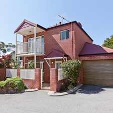 Rental info for Lovely townhouse set amidst a mix of old world charm and contemporary environ
