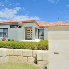 Rental info for Beautiful, Large Home Overlooking Park in the Perth area