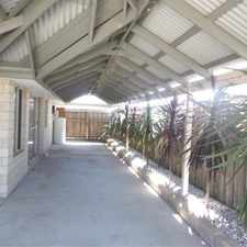 Rental info for A whole lot of home for a little price! in the Perth area
