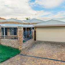 Rental info for COOGEE FAMILY HOME! in the Spearwood area