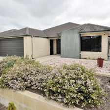 Rental info for THIS LARGE FAMILY HOME HAS IT ALL !! in the Perth area