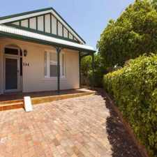 Rental info for Situated in walking distance from Beaufort Street