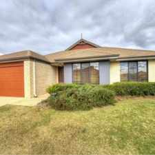 Rental info for CLOSE TO FREEWAY ENTRY, NEW SHOPPING CENTRE AND SCHOOLS!! in the Perth area