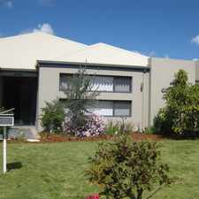 Rental info for LARGE FAMILY HOME in the Wattleup area