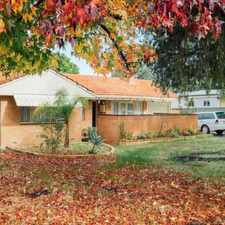Rental info for GREAT CHARACTER FAMILY HOME in the Ferndale area