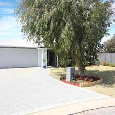 Rental info for IMMACULATE 4 BED MODERN HOME IN A PEACEFUL CUL-DE-SAC in the Golden Bay area