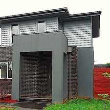 Rental info for Light filled, spacious and modern townhouse! in the Melbourne area