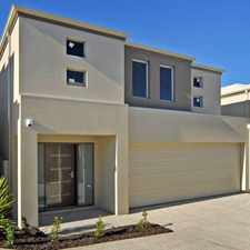 Rental info for STYLISH LARGE TOWNHOUSE!! in the Balcatta area