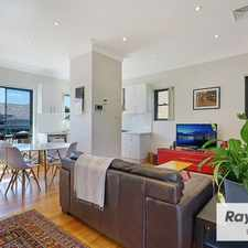 Rental info for Immaculate Three Bedroom Duplex Awaits the Astute Tenant ! in the Sydney area