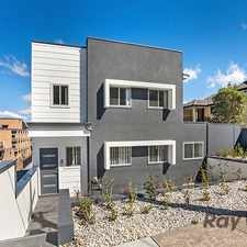 Rental info for 2 x BRAND NEW 3 BEDROOM TOWNHOUSES AVAILABLE