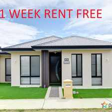 Rental info for MODERN 3 X 2 FAMILY HOME + GREAT OUTDOOR SETTINGS in the Perth area