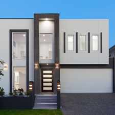 Rental info for SPARKLING NEW HOME IN ROCHEDALE WITH SUMPTUOUS INTERIOR in the Brisbane area