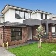 Rental info for BRILLIANT MASTERPIECE AWAITING ONE LUCKY RESIDENT!! in the Chadstone area