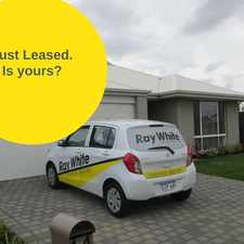 Rental info for JUST LEASED....IS YOURS ?
