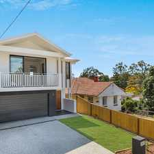 Rental info for Brand New Stunning Home with Pool! in the Coorparoo area