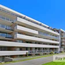 Rental info for Executive apartment living in the Windsor Gardens apartment complex in the Sydney area