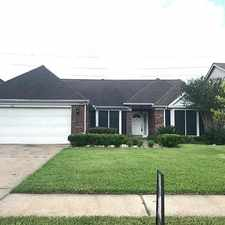 Rental info for 5547 Forest Trails Drive in the Houston area