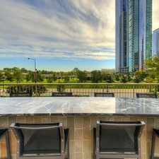 Rental info for 1124 S Michigan Ave 628 in the Grant Park area