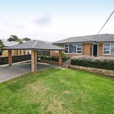 Rental info for SPACIOUS and GRACIOUS!!!! in the Willagee area