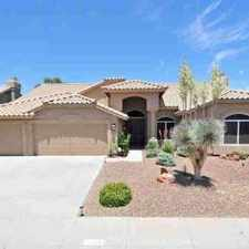 Rental info for 9244 E TOPEKA Drive Scottsdale, Remodeled home w/split floor